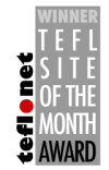 teflnet site of the month award