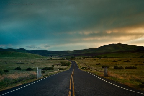 road a new journey