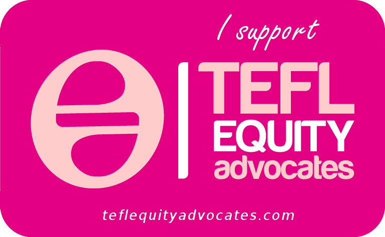 TEFL Equity Badge