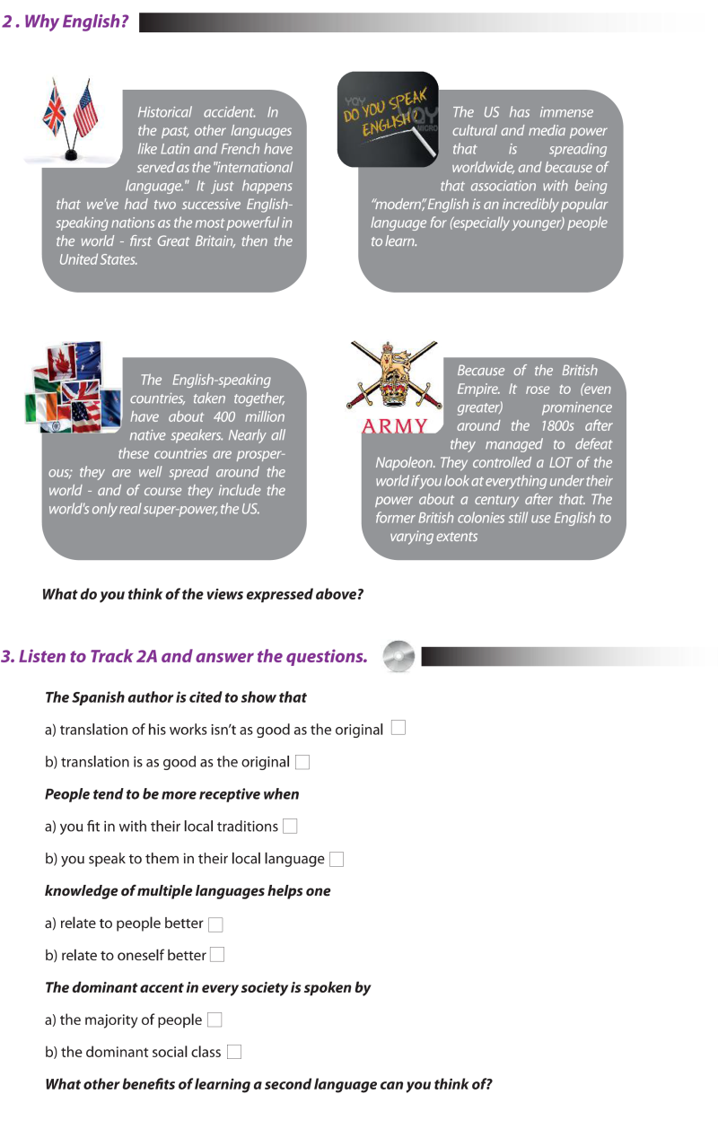 English with an accent' listening lesson plan by Anes Mohamed - TEFL