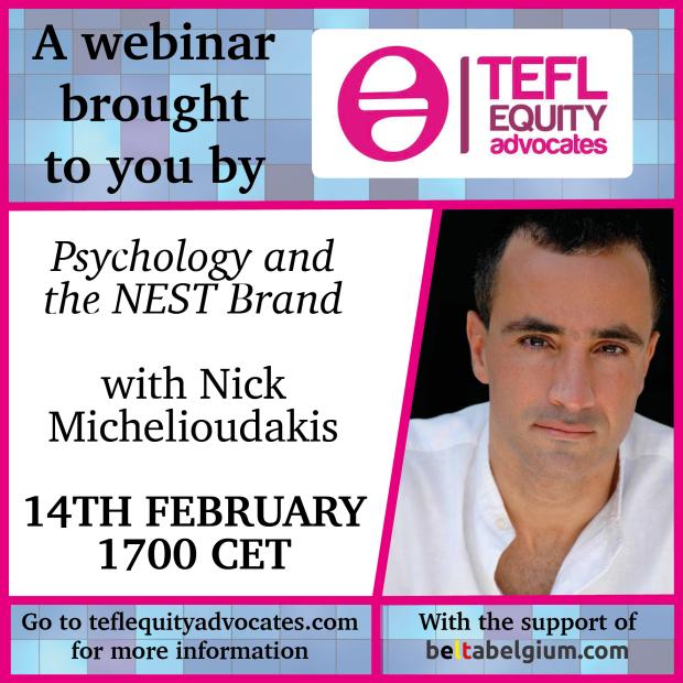 TEA webinar poster - Nick